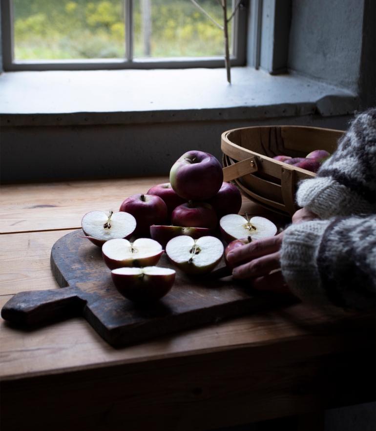 Äppelgalette Miniwilla blogg 9